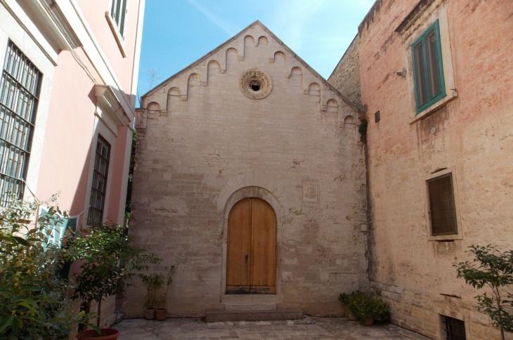 Risultati immagini per chiesa S.Margherita Bisceglie